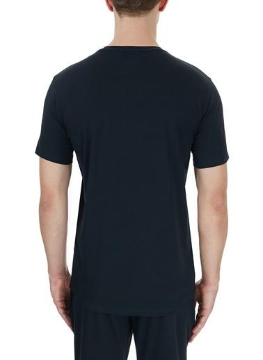 Armani Exchange  Pamuklu Bisiklet Yaka T Shirt Erkek T Shırt 8Nzt84 Z8M9Z 1510 Lacivert